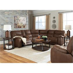 Longview 3pc sectional 83601 Image